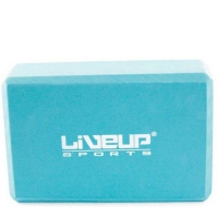 Блок для йоги EVA Live Up LS3233A-b